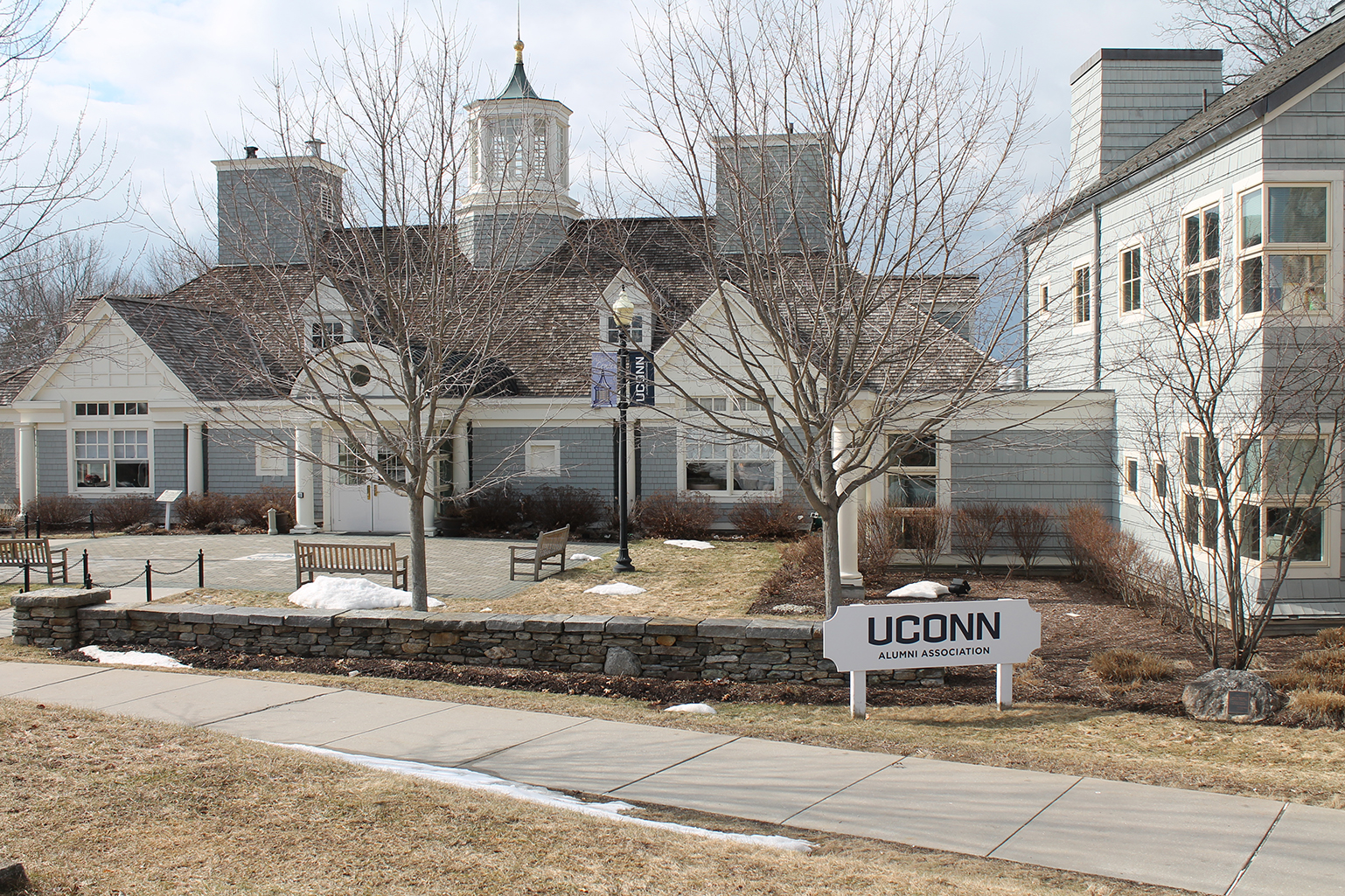 The UConn Alumni Association.The association is in its remaining few weeks of transition into the UConn Foundation that will be complete upon the beginning of the school year. (File Photo/The Daily Campus)