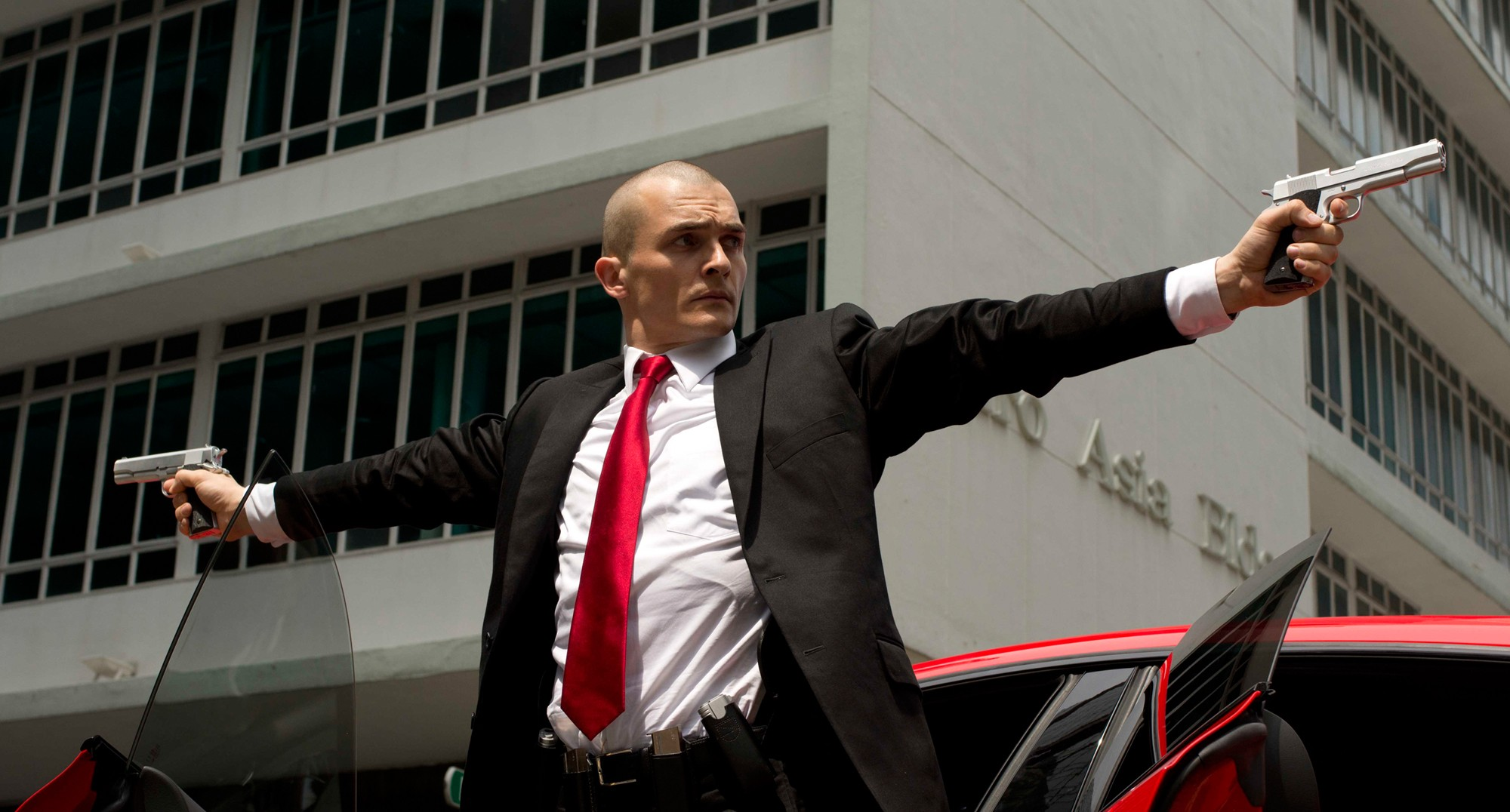 """Hitman: Agent 47"" was released on August 21, and has turned in $15.3 million at the box office thus far. (20th Century Fox)"