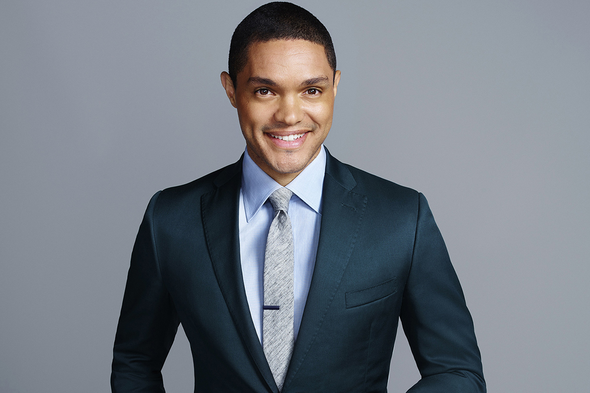 """The premiere of """"The Daily Show"""" with Trevor Noah as host is set to air on September 28. (Peter Yang/Comedy Central)"""