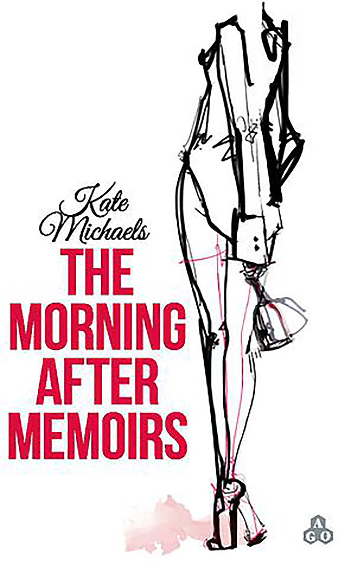 """""""The Morning After Memoirs"""" takes its readers on a downward spiral with its protagonist as she attempts to work her way back from one nights poor decision,but after 200 pages of darkness, readers are left hoping for a light that comes too little, too late. (Courtesy/Ago Publishing)"""