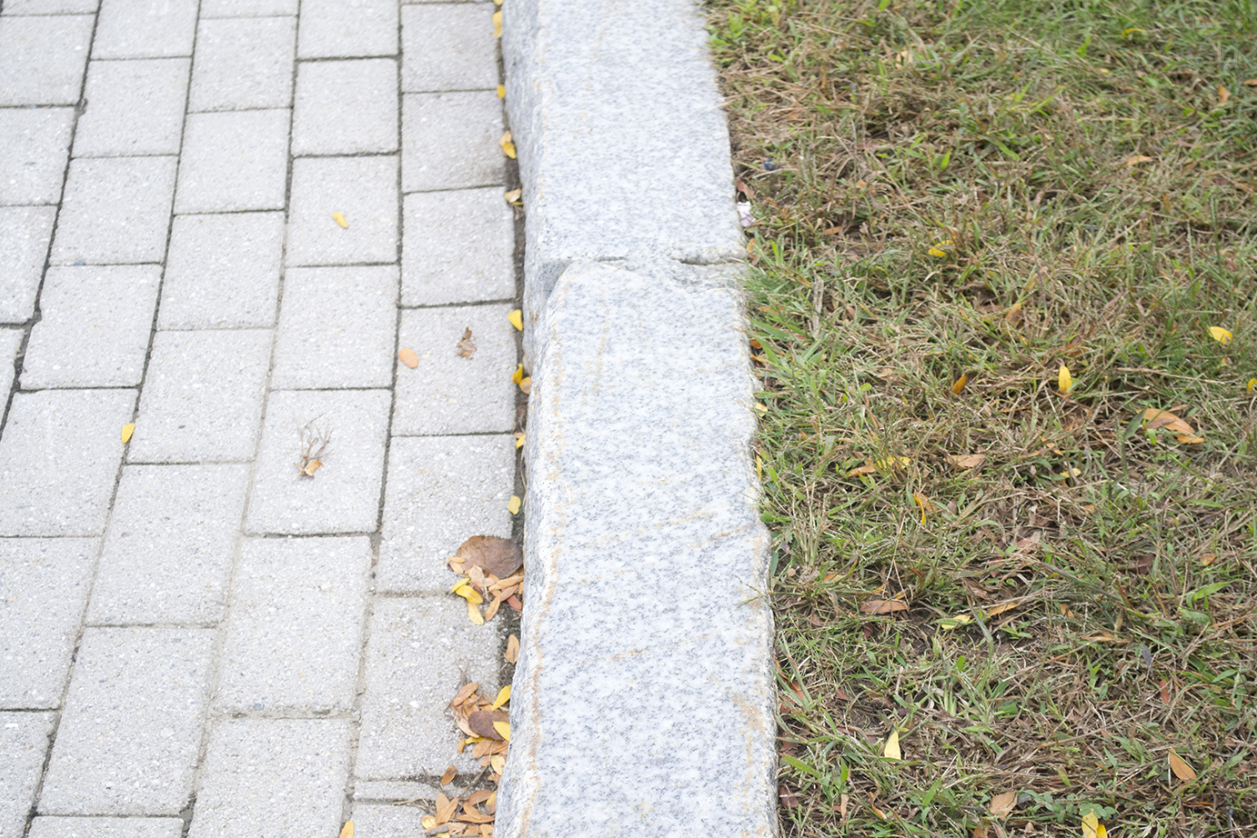 UConn's granite curbs kill tires, but look better — The