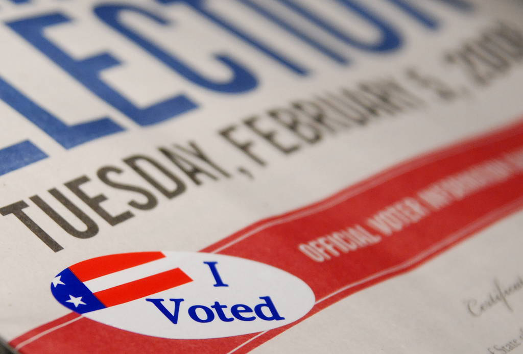 In 2014, the state passed a law requiring voters in Alabama to present photo identification in order to vote. This past month, the state announced its decision to close driver's license offices in 31 counties, including all counties where African Americans make up more than 75 percent of registered voters. (Denise Cross Photography/Flickr)