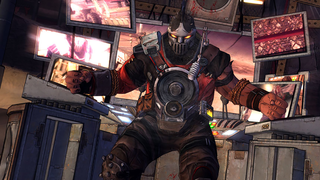 "A scene from ""Tales of the Borderlands,"" a video game series with multiple episodes by Telltale Games. (Courtesy/Telltale Games)"