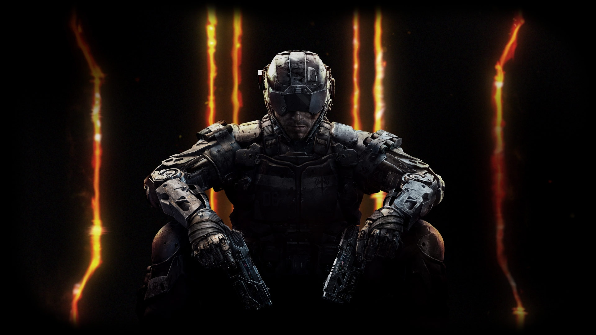 Cover art for Call of Duty: Black Ops 3. (Courtesy/ Call of Duty ).
