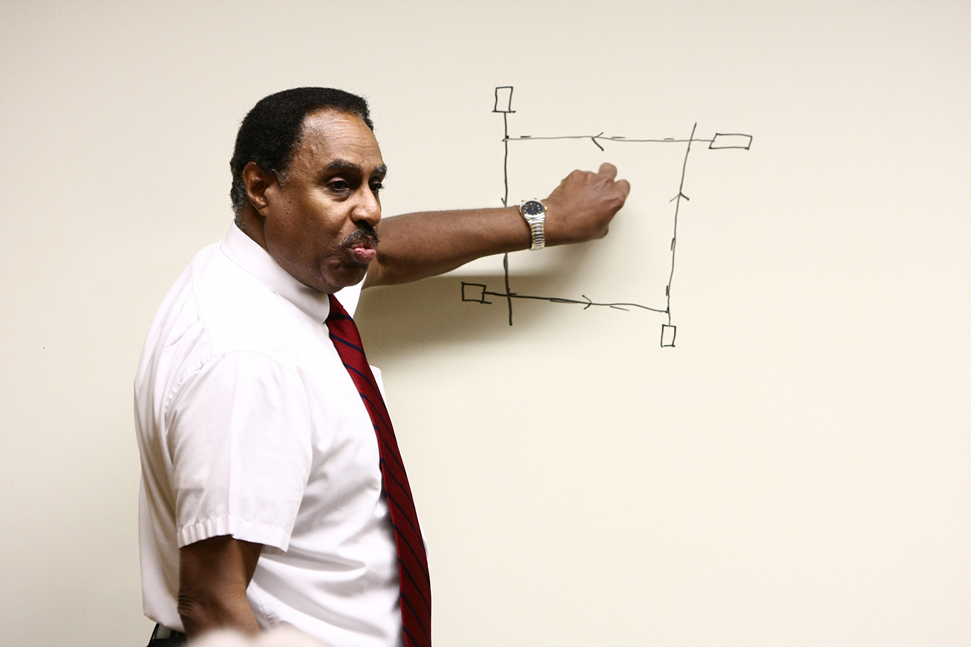 UConn physics research professor Ronald Mallett based his work on the theory which claims time is affected by gravity. This theory dictates that as gravity increases in strength, time slows down. (File Photo/The Daily Campus)