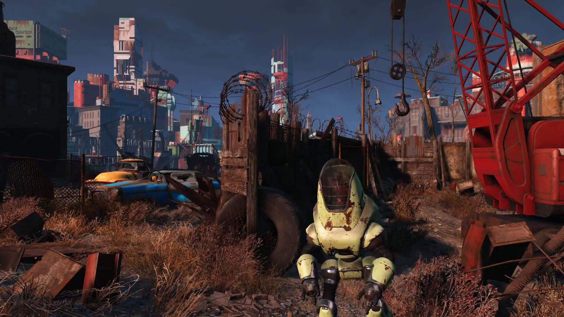 """""""Fallout 4"""" has really raised the bar when it comes to how much content you can expect in your game. It's not perfect, and I can see several things that can be improved, but it is fair to say that """"Fallout 4"""" is one of the best purchases that $60 will get you. (Courtesy/Bethesda Game Studios)"""