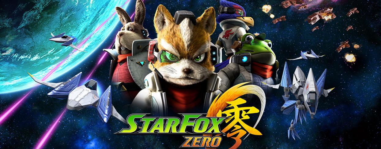 "The ""Star Fox Zero"" game aims for release in April of 2016. (Screenshot/ Star Fox Zero website )"