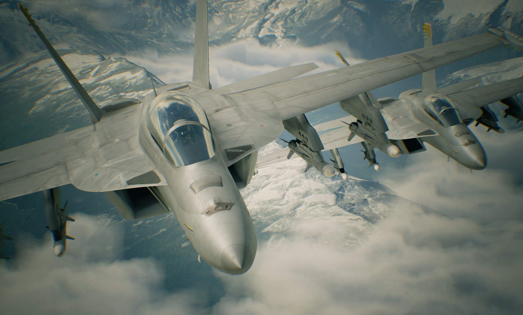 """The announcement of the newest """"Act Combat"""" video game, """"Ace Combat 7,"""" was among the news broadcasted live from the Playstation Experience event in San Francisco on December 7. (Courtesy/Playstation)"""