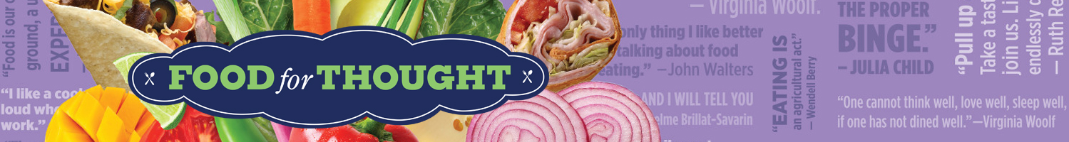 The Food for Thought food truck will offer a new menu for the new semester. (UConn Dining Services)
