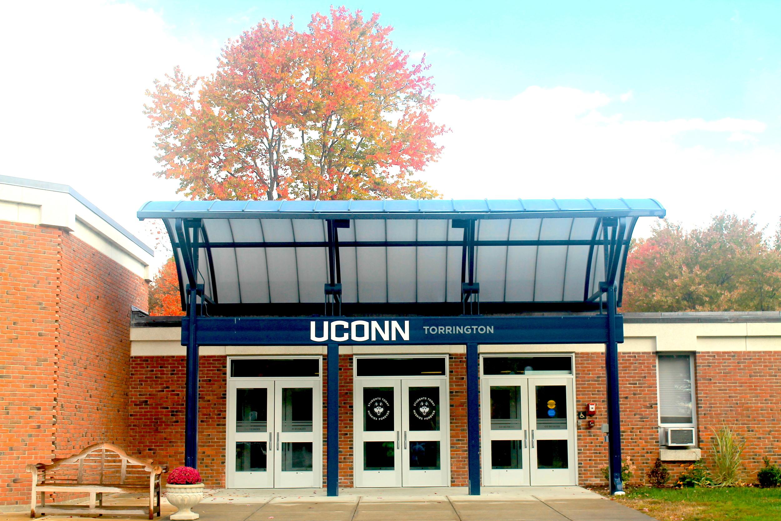 A building on UConn Torrington's campus in Torrington, Connecticut. (UConn Torrington)