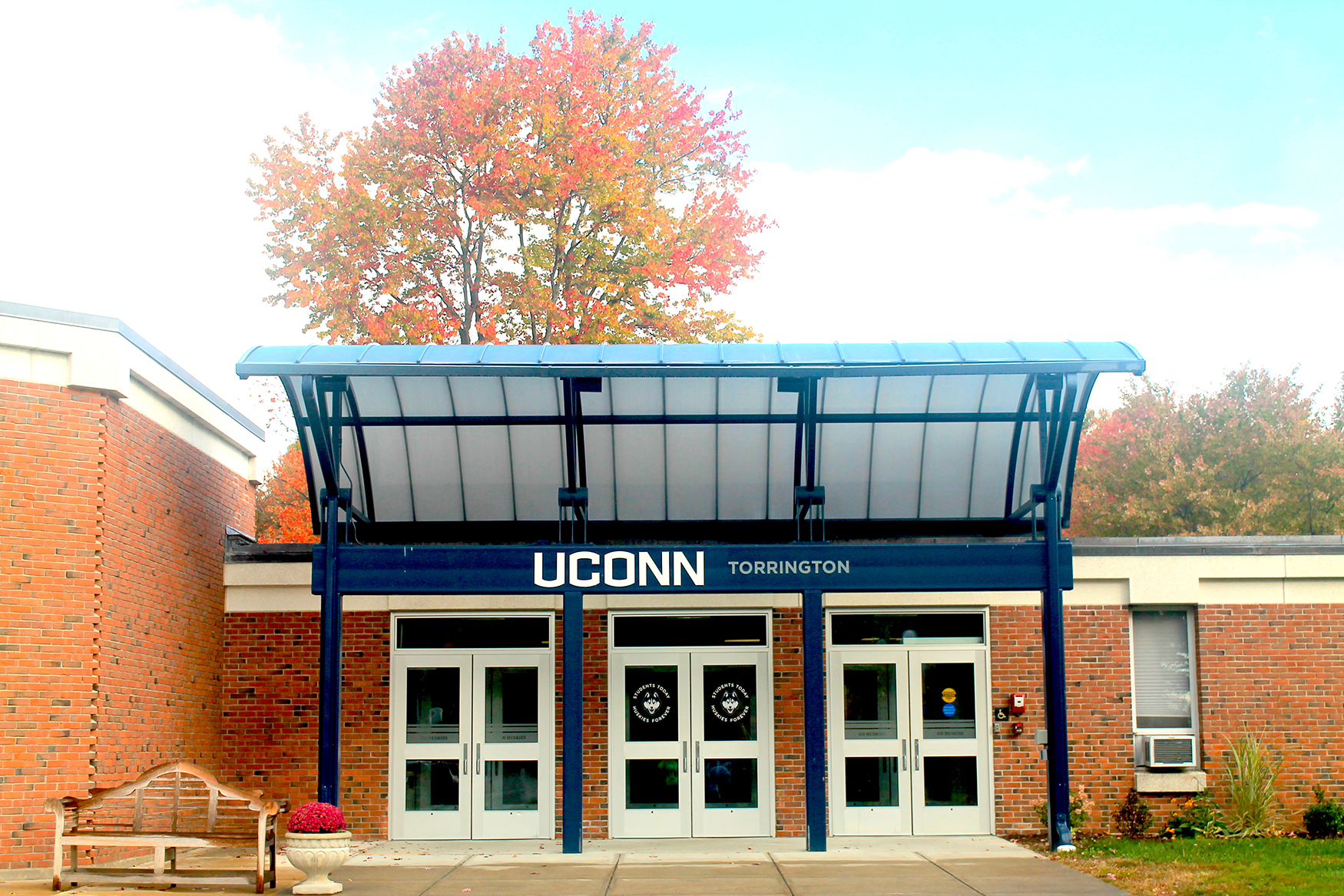 The Academic Affairs Committee of UConn's Board of Trustees will meet with University of Connecticut officials to discuss closing the Torrington campus. (Photo courtesy of Torrington.UConn.edu)