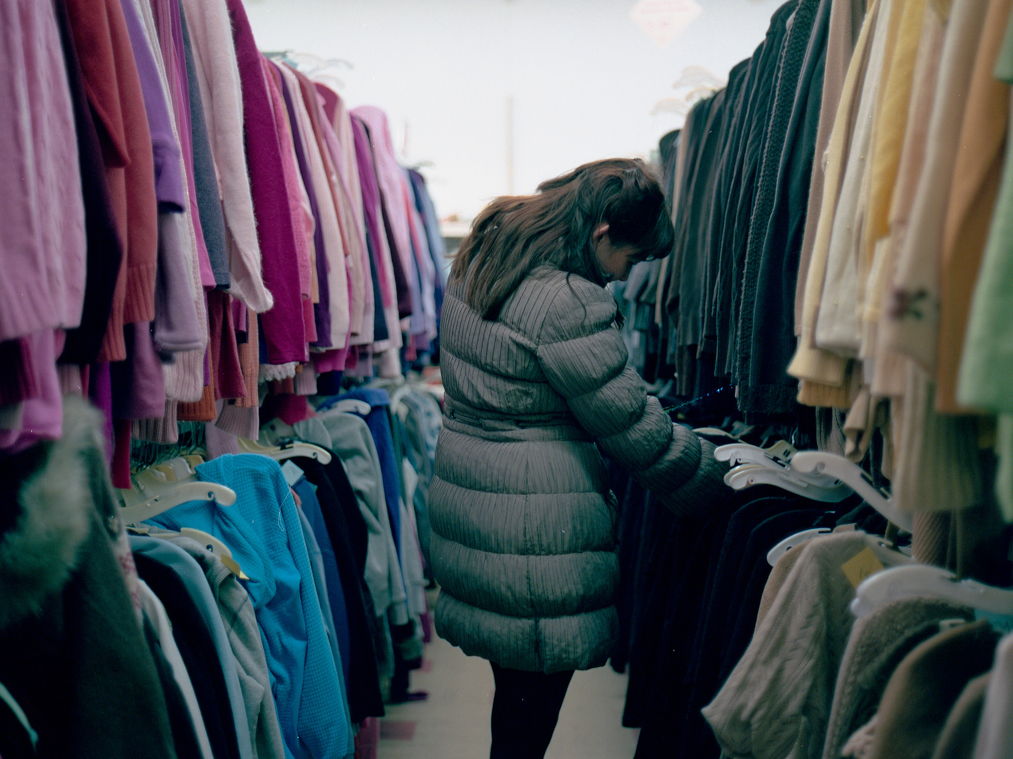 If you've never experienced the thrill that is thrift shopping here's the 'how too' on the best way to thrift and find the best stuff every time. (David Sorich/Flickr via Creative Common)