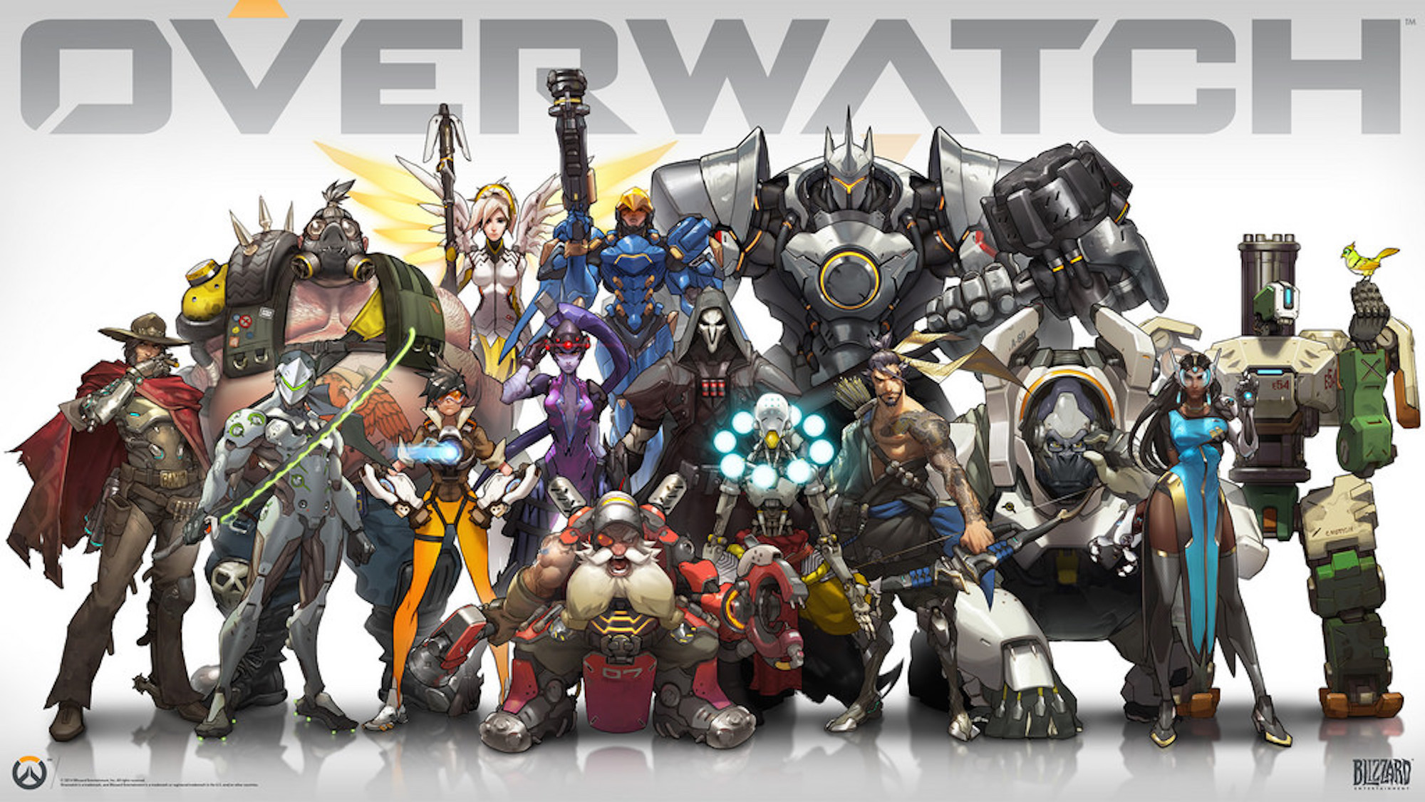Overwatch's update included 12 special holiday character skins, a redesigned map and a brand new Halloween-themed game mode. (BagoGames/Flickr via Creative Common)