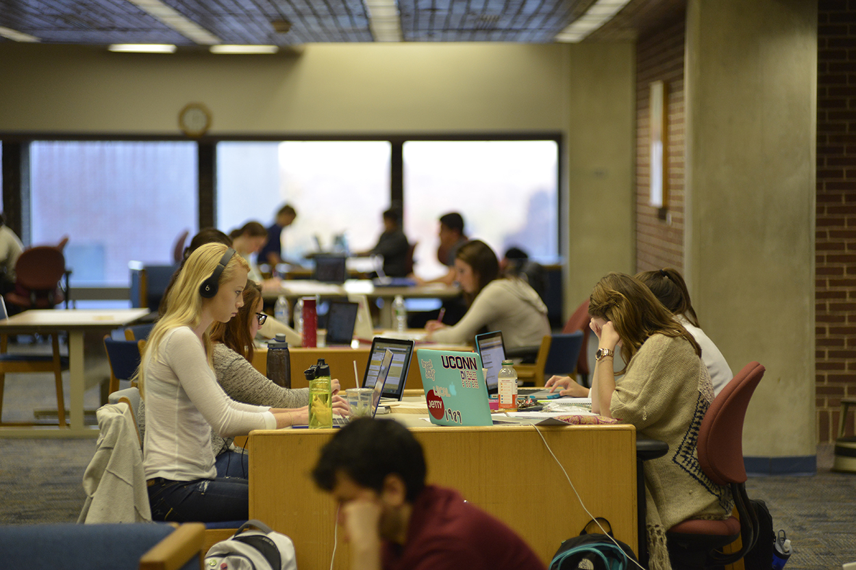 Course Hero is offering a $10,000 scholarship prize for essays on collaboration in education.(Jason Jiang/The Daily Campus)