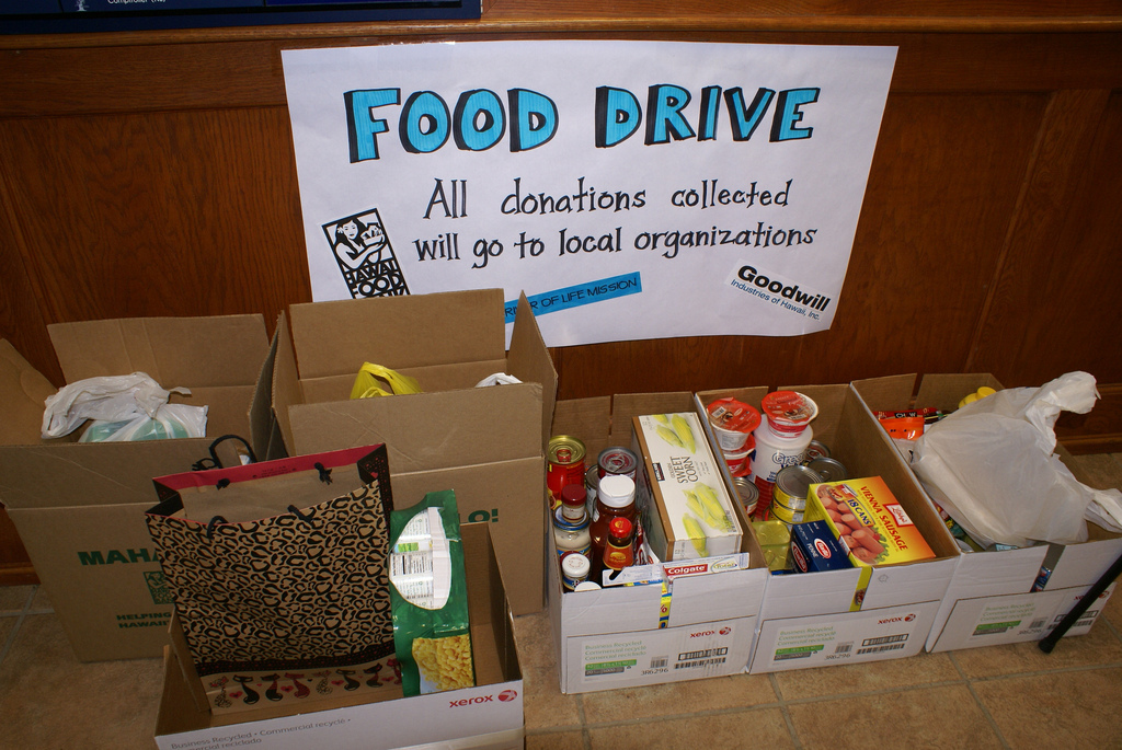 """UConn's """"Give a Meal"""" initiatives have taken a large dip this year, mainly due to a lack of student participation. ( NAVFAC /Flickr, Creative Commons)"""