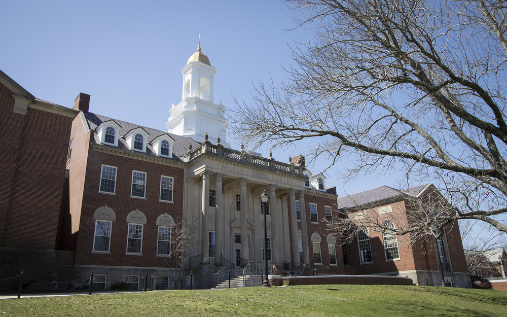 Emily R., a graduate student in the School of Social Work at the University of Connecticut, has recently won the $10,000 UCB Family Epilepsy Scholarship.(File Photo/The Daily Campus)