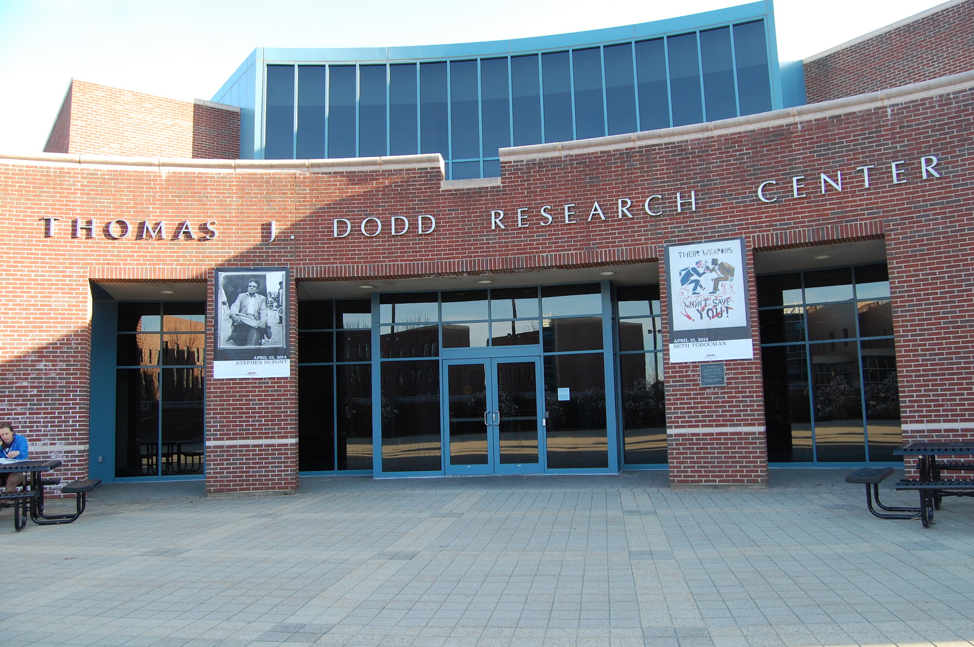 Daily Campus archives can now be accessed digitally at the Dodd Center in the University of Connecticut's Archives and Special Collections.(File photo/The Daily Campus)