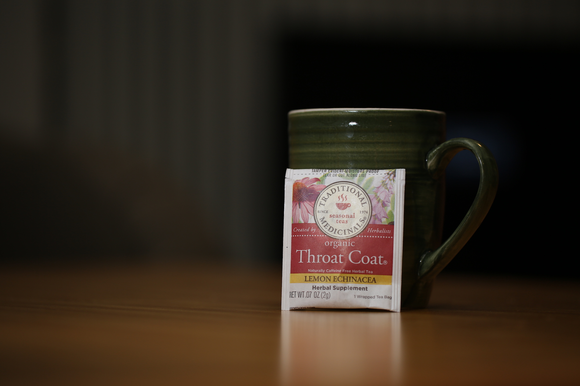 Drinking Throat Coat is one of the many treatments that can help you recover during a sick day. You may miss class — and what feels like a semester's worth of assignments — but taking a sick day is the best thing you can do for yourself. (Tyler Benton/The Daily Campus)