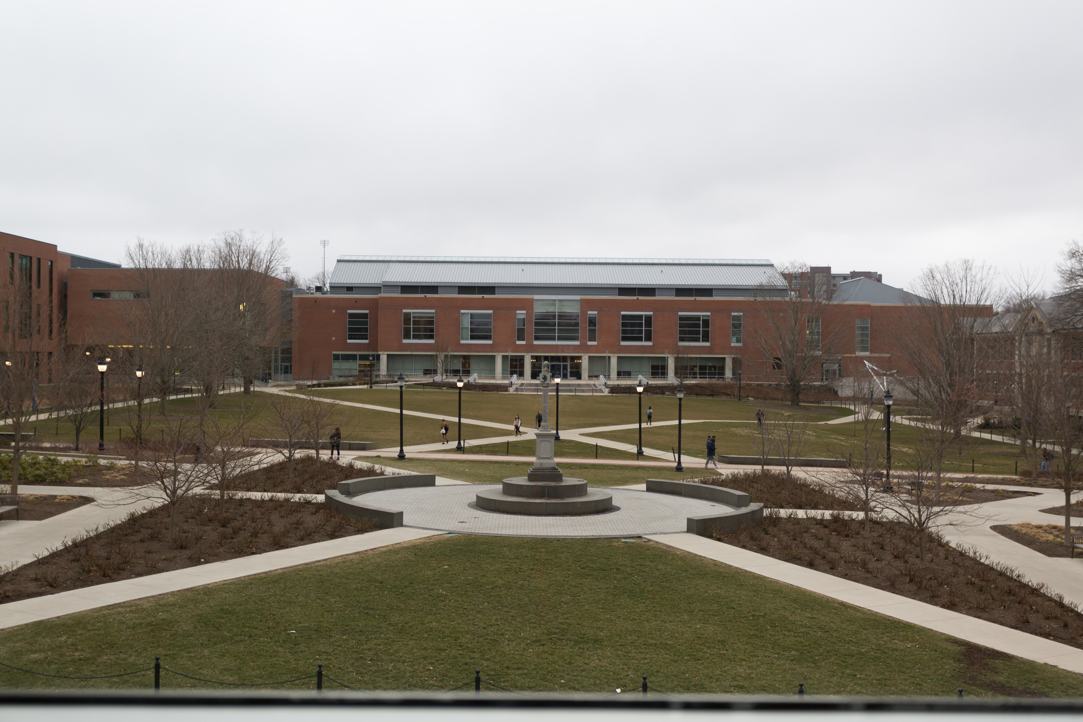 UConn has more than 3,300 international students currently enrolled, and a total of 87 that are affected by the executive order, according to UConn Today. All international students and scholars have been advised not to leave the country at the moment. (Tyler Benton/The Daily Campus)