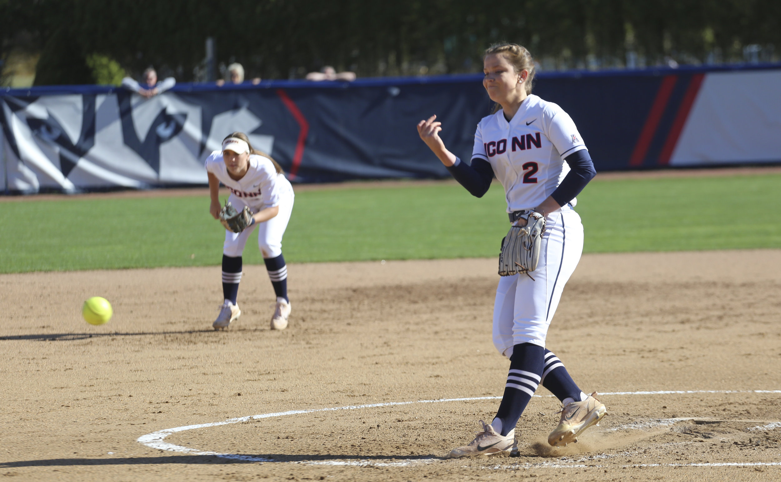 UConn Softball | April 18