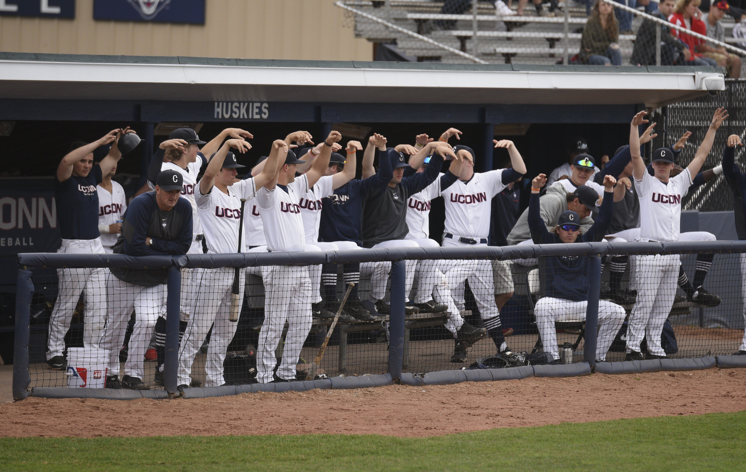 UConn Baseball | April 17