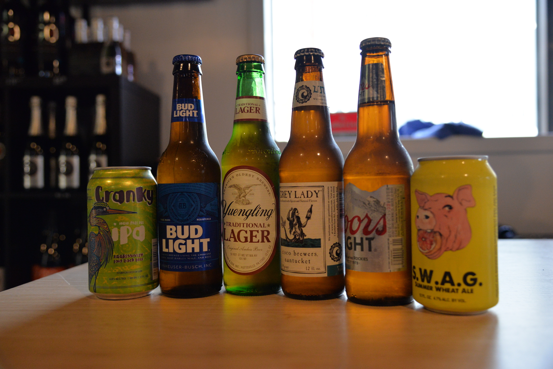 This week's Drink of the Week column focuses on the differences between cheap beer and IPA's. (Amar Batra/The Daily Campus)