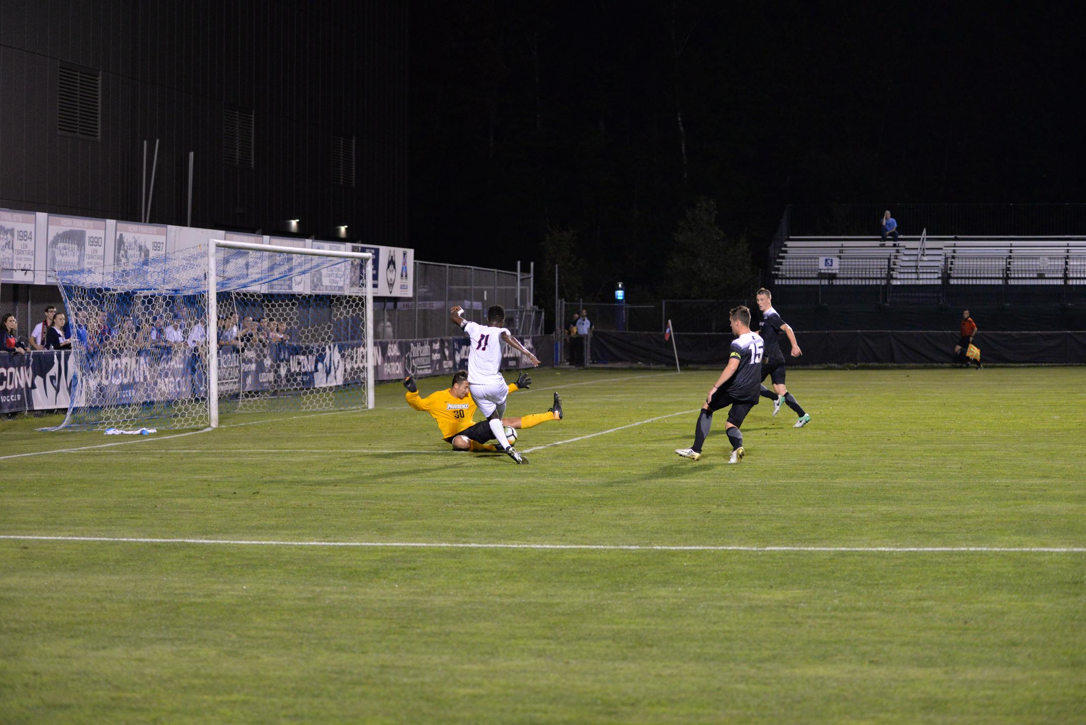 Men's Soccer vs. Providence College