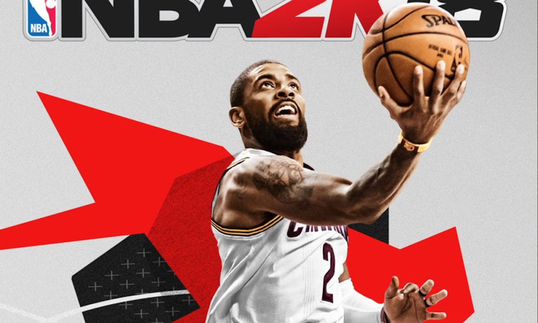 The new NBA 2K18 includes Cleveland Cavaliers player Kyrie Irving as one of its featured player for its upcoming edition.