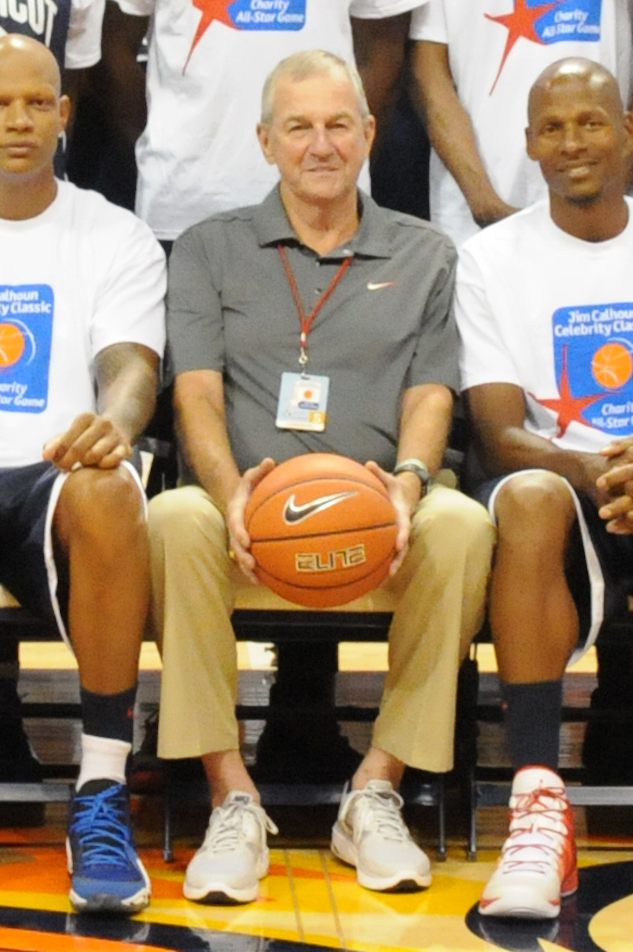 Former UConn men's basketball coach Jim Calhoun has come out of retirement to coach St. Joseph's men's basketball. (File Photo/The Daily Campus)