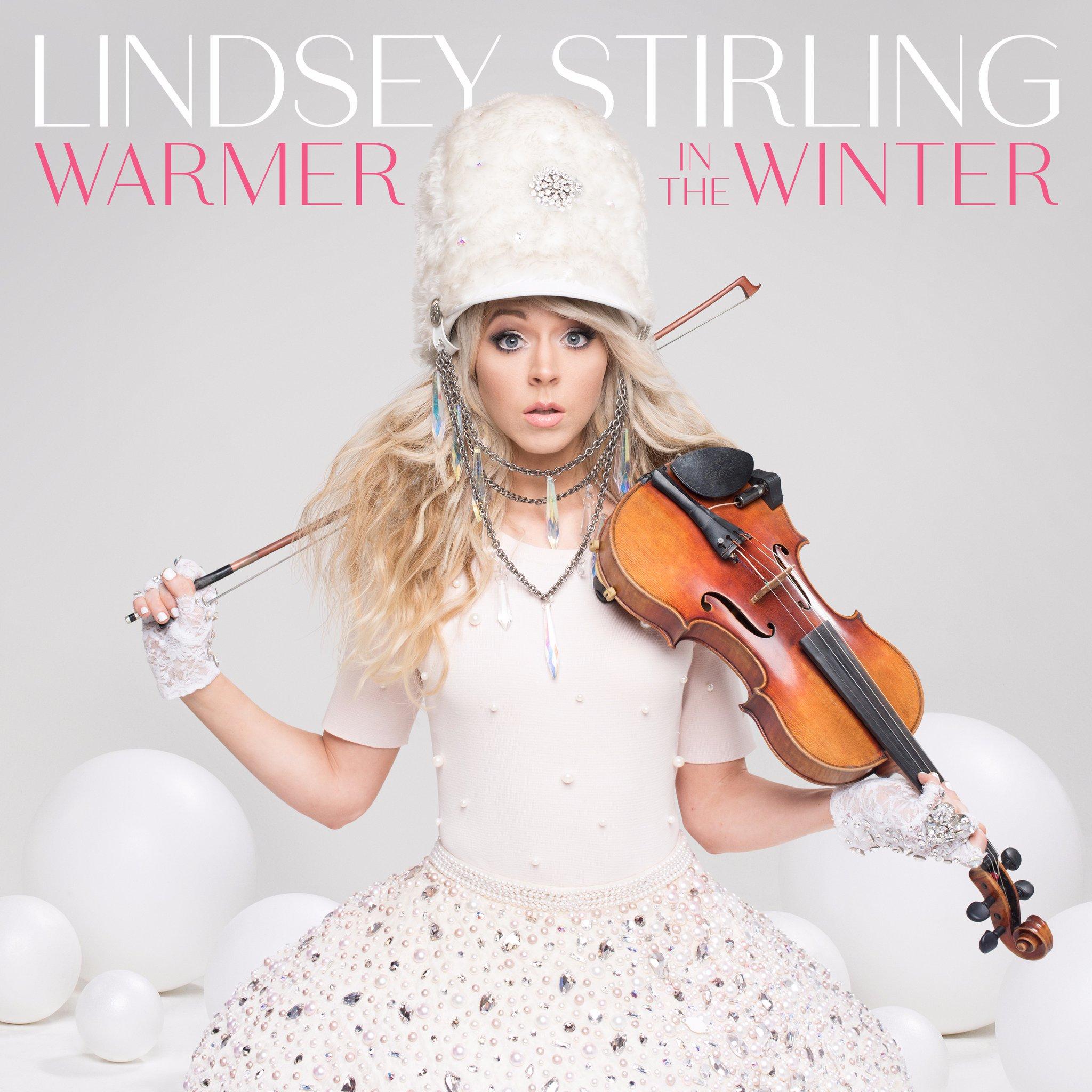 Mariah Carey Christmas Album Cover.Lindsey Stirling S Christmas Album Fails To Bring Holiday Joy