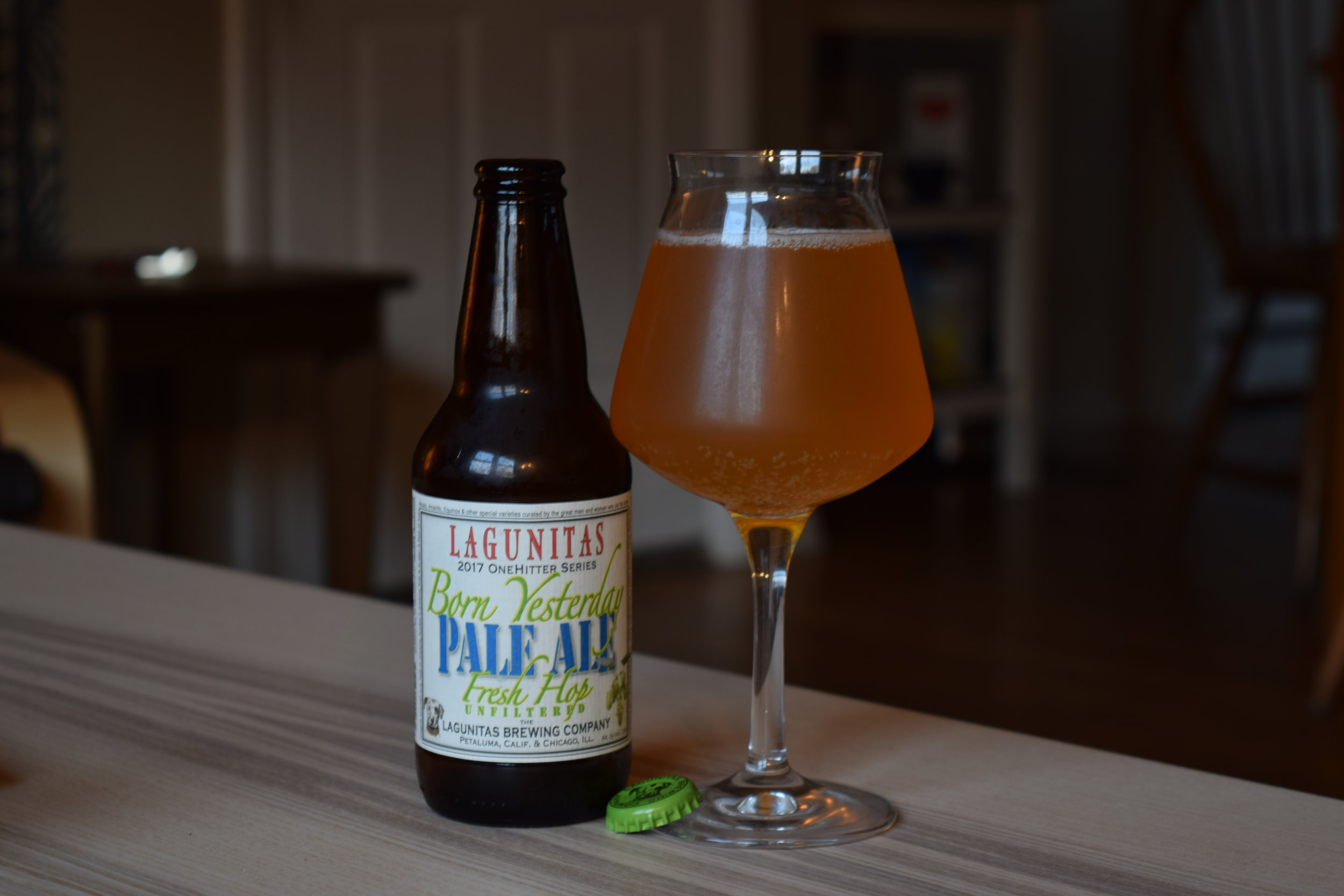 This really is a tasty beer. Few other breweries with distribution as widespread as Lagunitas can produce this level of quality. (File/The Daily Campus)