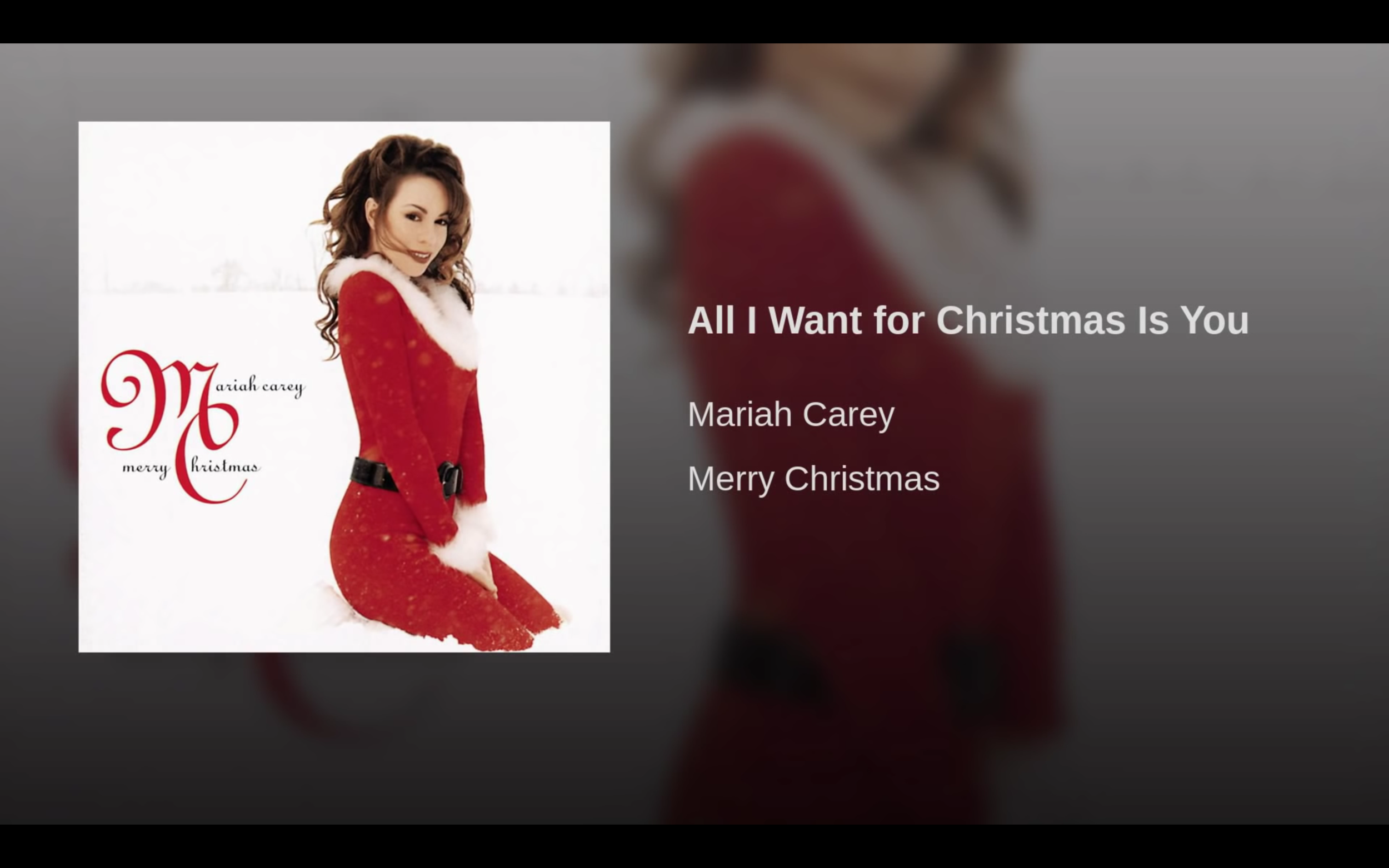 Youtube Mariah Carey Christmas.The Best Christmas Songs The Daily Campus