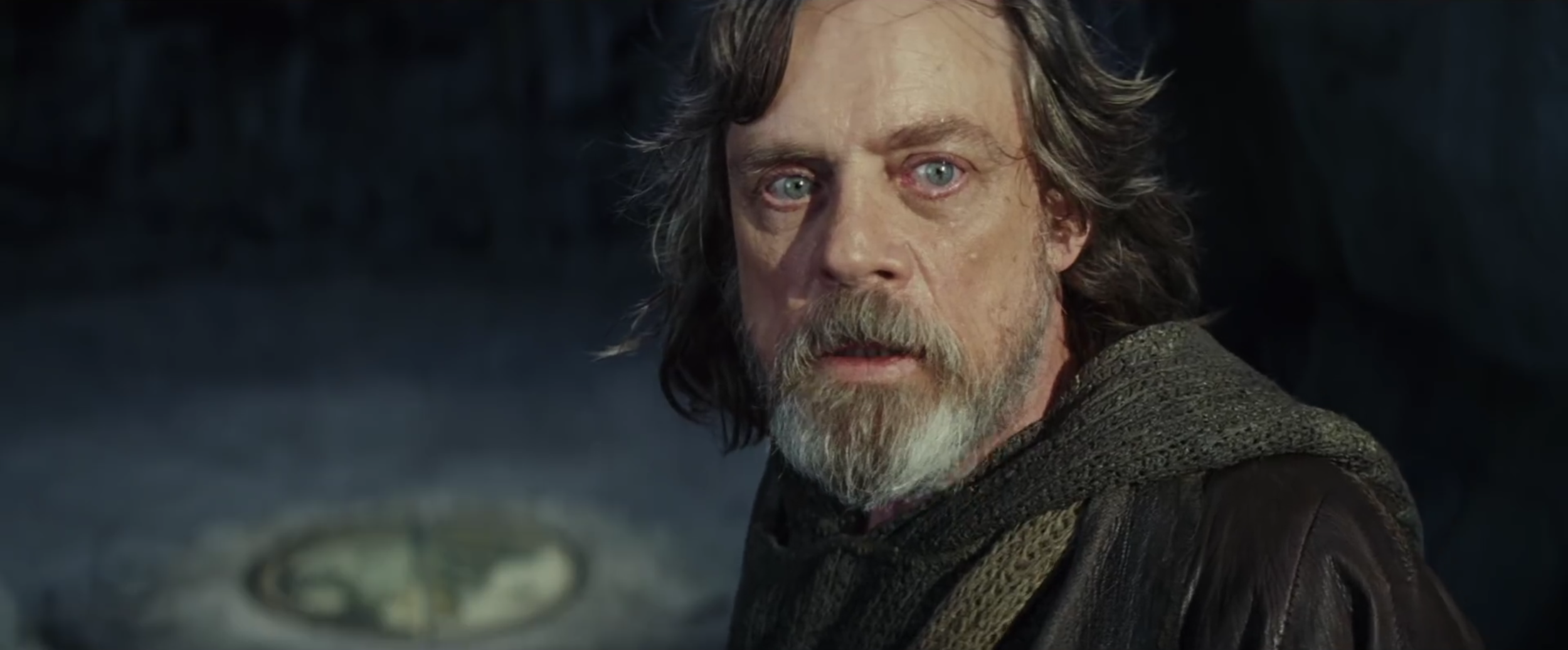"""As writer and director, Johnson attempts something in """"The Last Jedi"""" that both J.J. Abrams and Gareth Edwards were afraid to do: he tries something new and original. (Screenshot via YouTube)"""