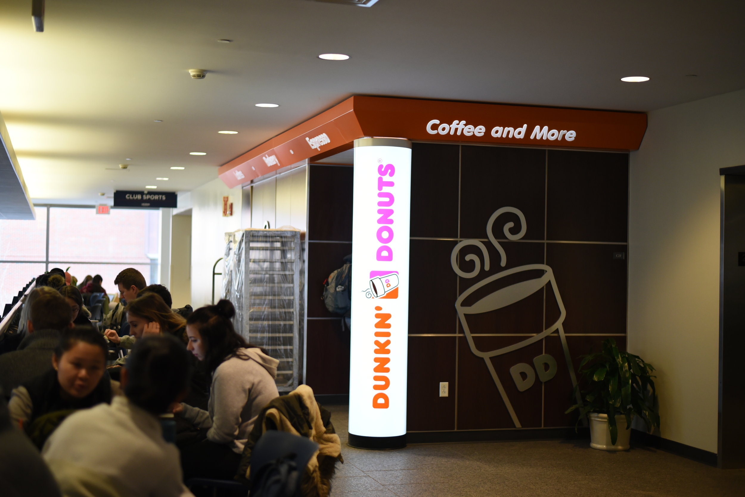 This change will keep nearly one billion Styrofoam cups out of the global waste stream annually, according to the press release. (Charlotte Lao/The Daily Campus)