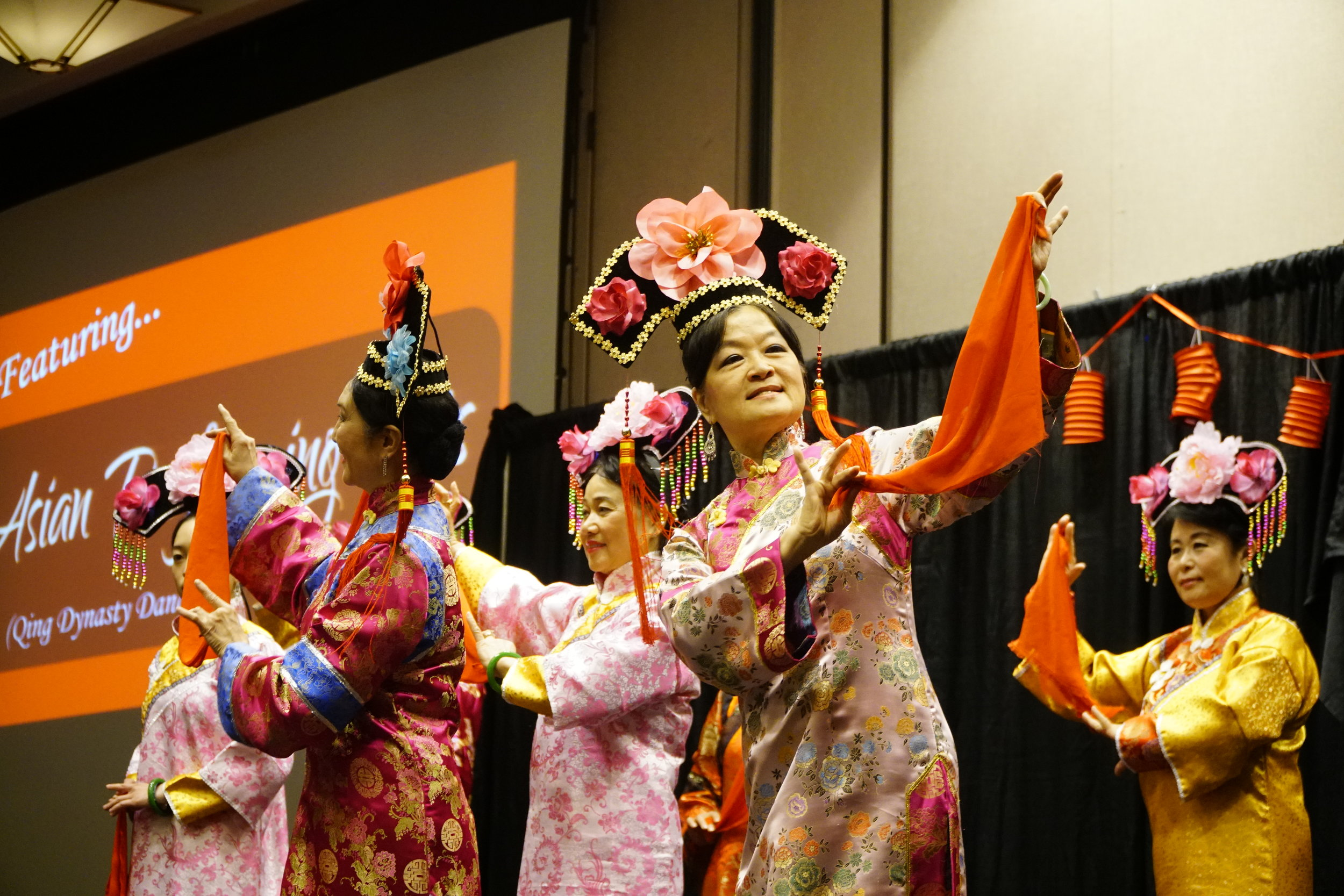 The Chinese Undergraduate Student Association and the Vietnamese Student Association of UConn celebrate the Lunar New Year: Year of the Dog through a variety of traditional and modern cultural performances.(Eric Wang/The Daily Campus)