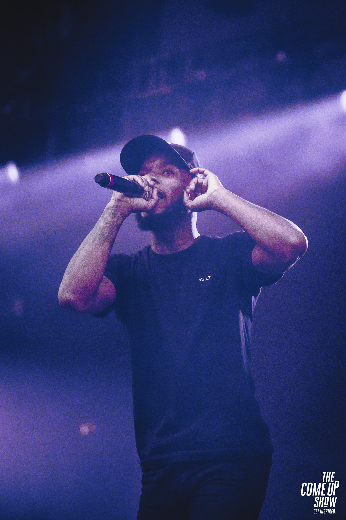 Tory Lanez will perform at the first UCONNIC festival. (The Come Up Show, Anton Mak/ Flickr, Creative Commons )