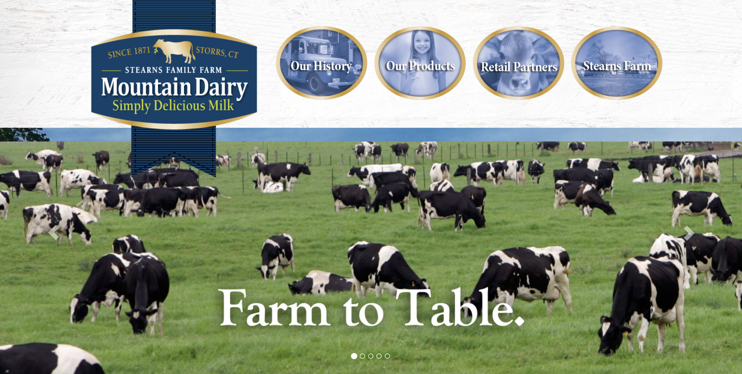 An additional 740 acres of Stearns Farm have been protected and will remain in agriculture after prior official protection. ( Stearns Family Farm Website )