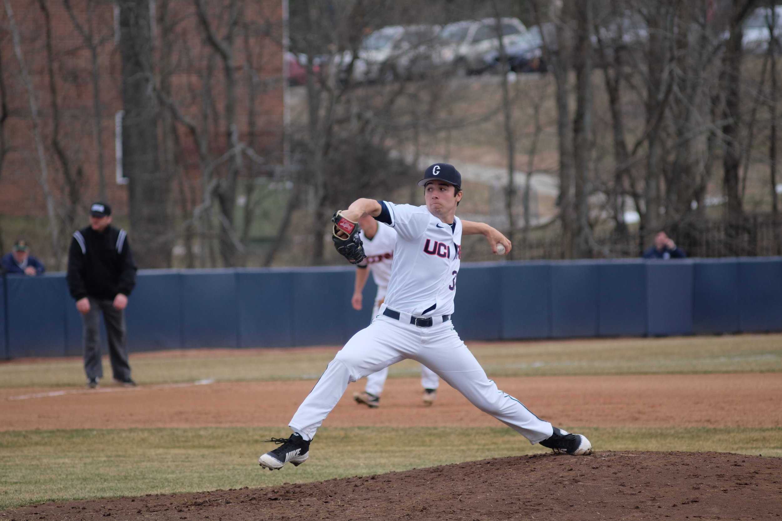 UConn will be back in action Friday at home against CCSU at 3 p.m. before they have a rematch against UHart Saturday at 3 p.m. at Dunkin' Donuts Park in Hartford. (Jon Sammis/The Daily Campus)