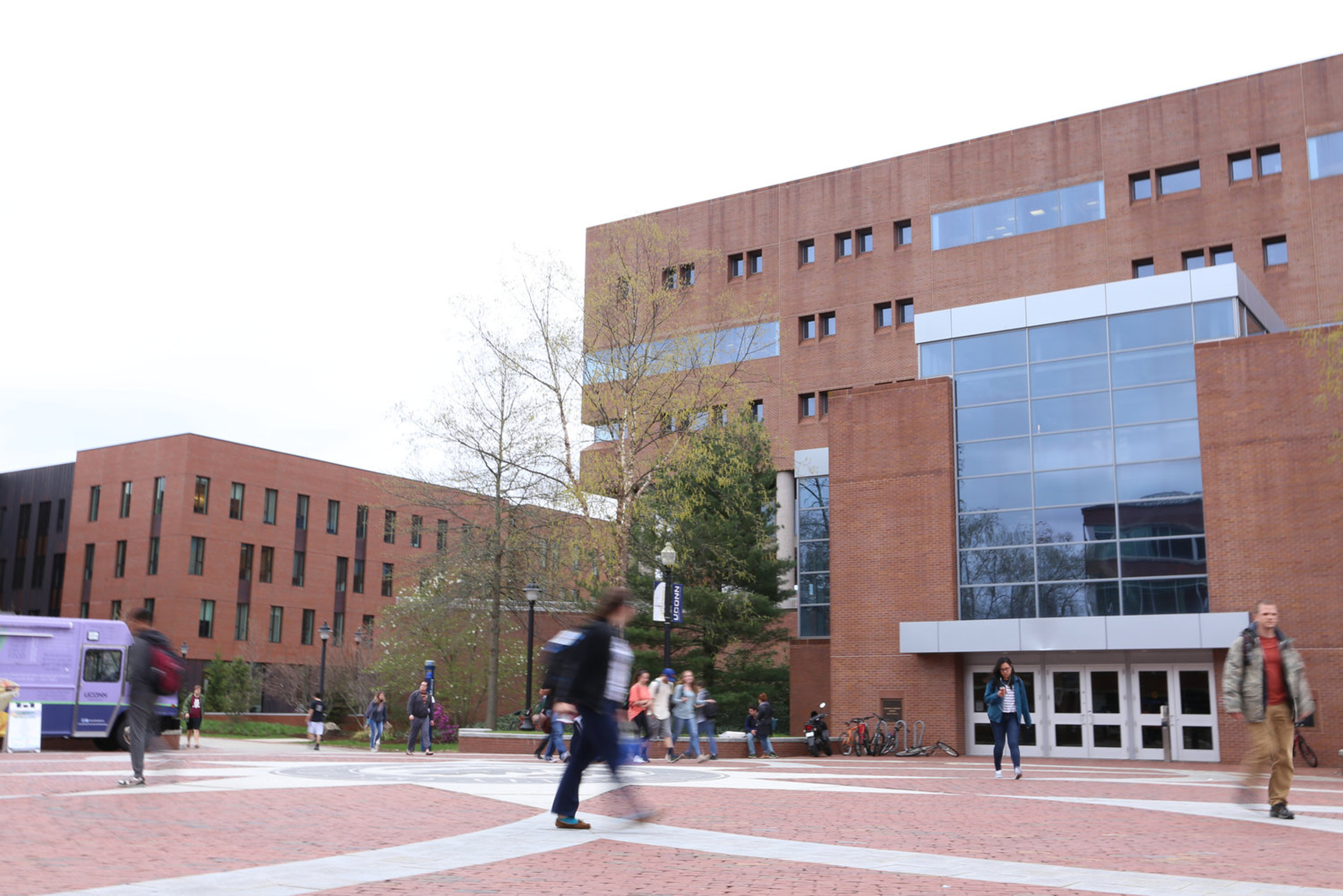 "Assistant Vice President of Enrollment and Director of Admissions, Nathan Fuerst, said in and email that UConn does not access applicants' social media after Kaplan survey reveals most colleges consider it ""fair game"". (File photo/The Daily Campus)"