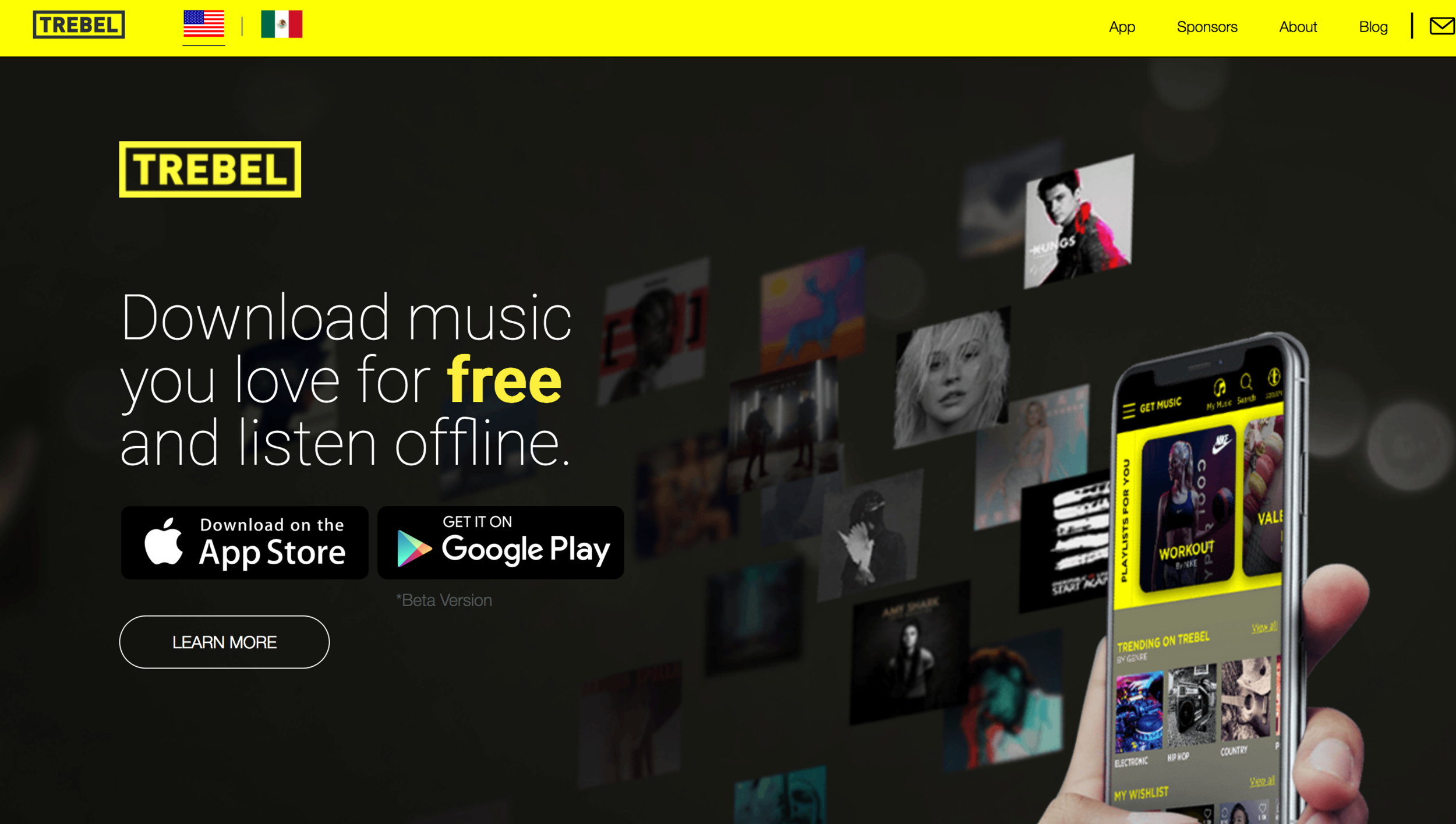 TREBEL Music: A novel and effective approach to free music