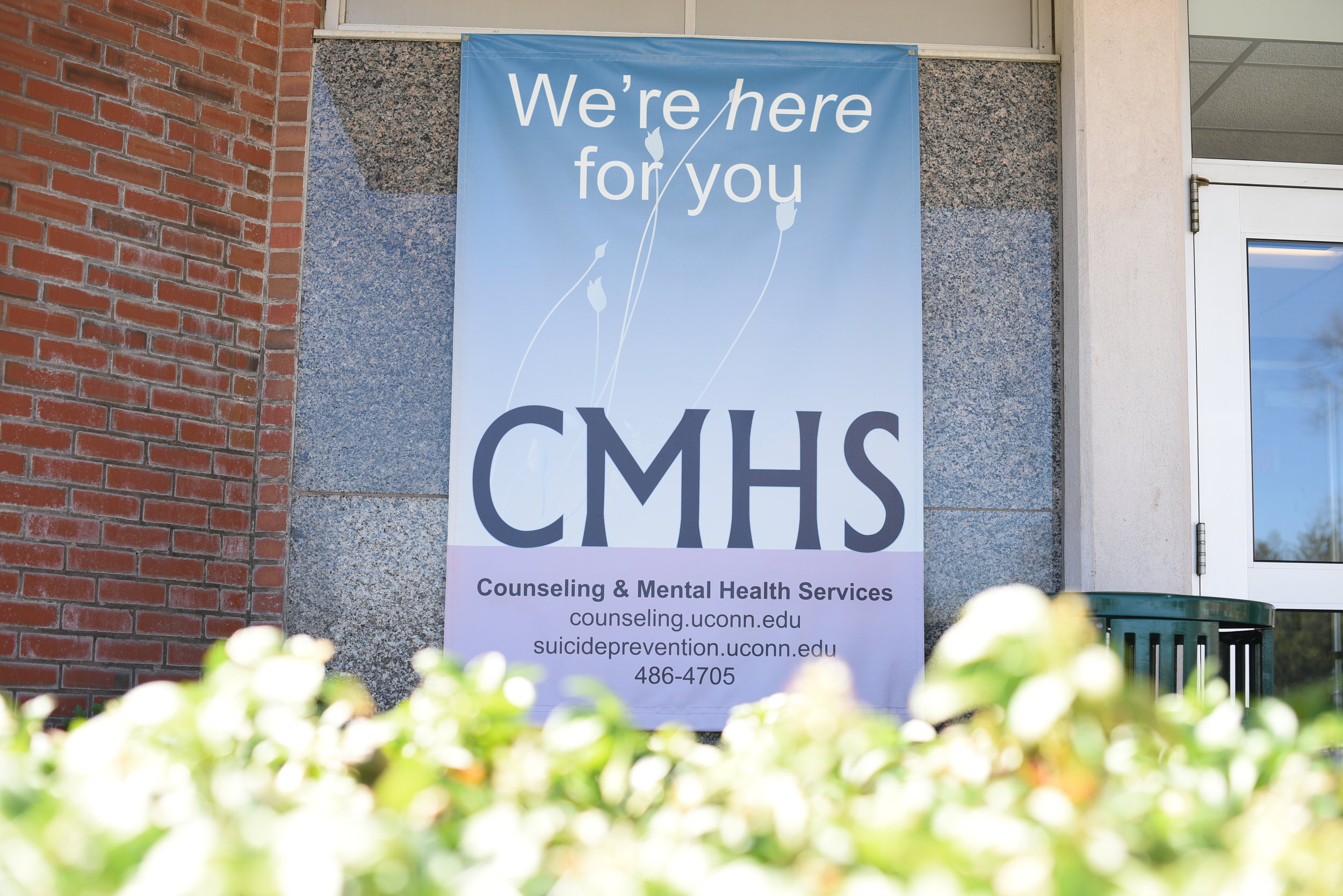 Some students, who wish to remain anonymous, said the Humphrey Clinic was a place for students to go for help if they did not want their mental health services to appear on their UConn fee bill or family insurance. (File/The Daily Campus)