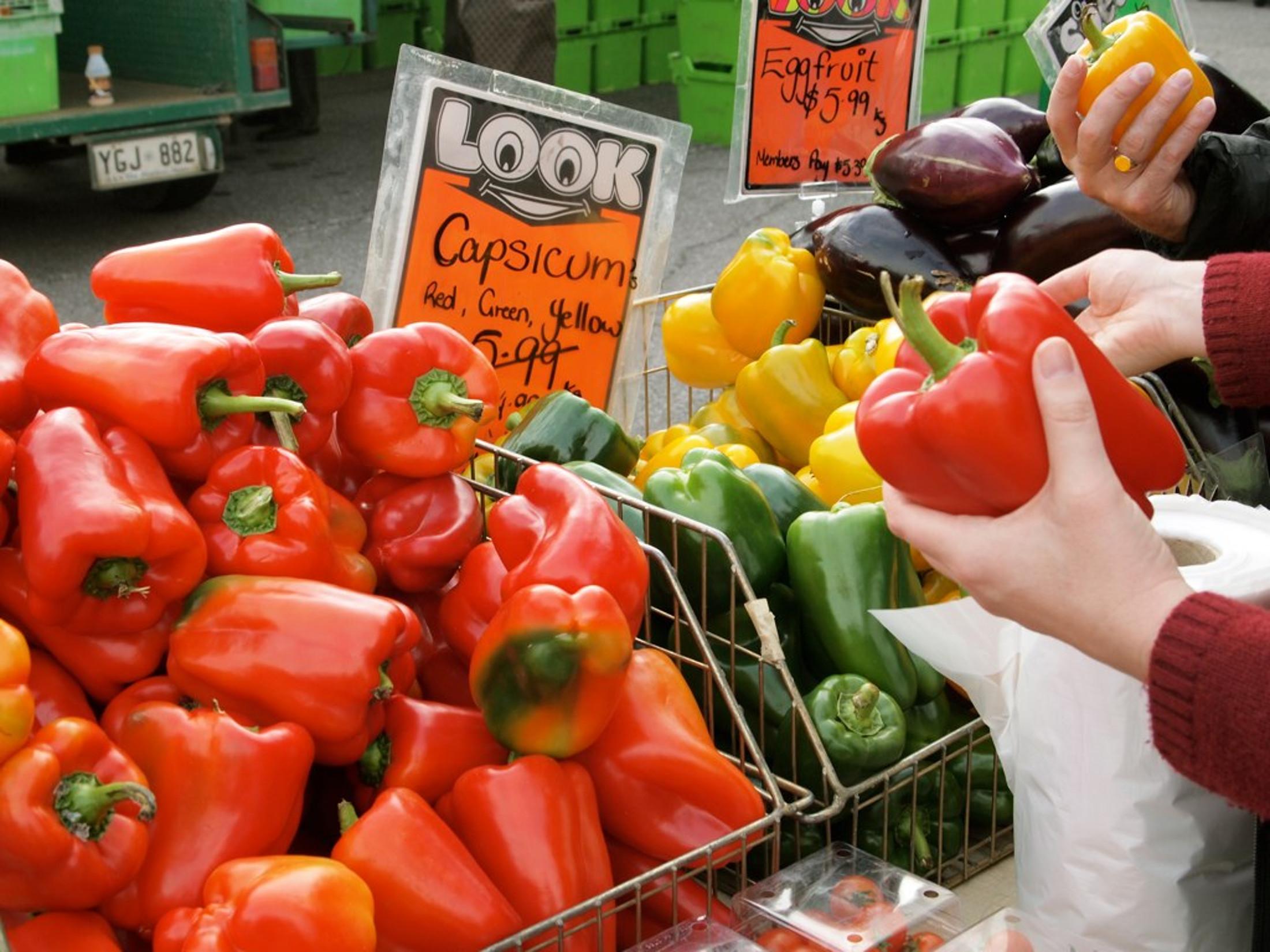 Adelaide Showground Farmer's Market (Flickr Creative Commons)