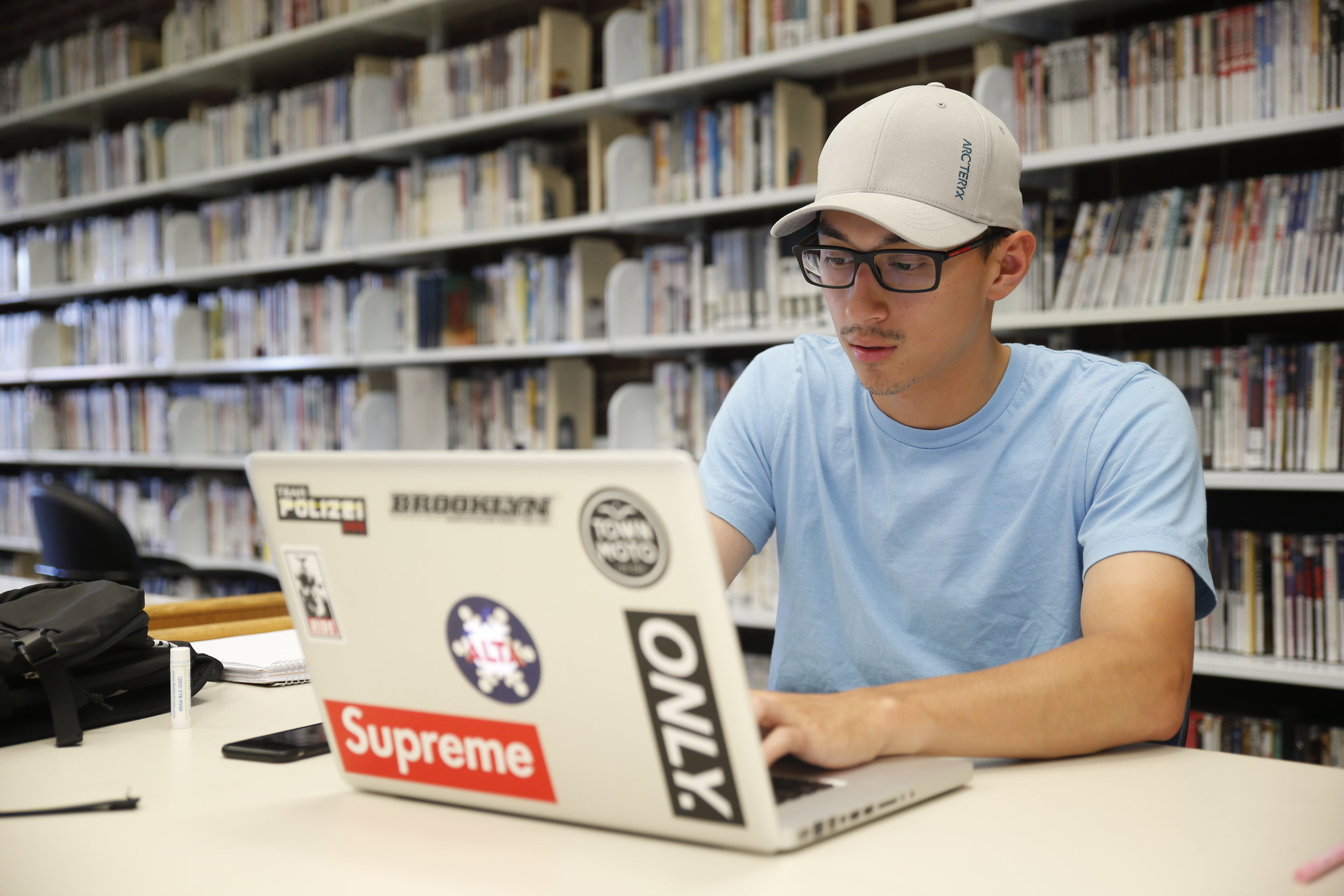 FILE- There is hope for students hoping to salvage a failing grade as the semester ends. (File/ The Daily Campus)