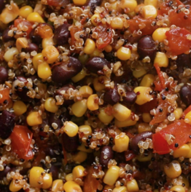 Tasty's southwestern-style quinoa salad  simple to make and is packed with great flavor. (tasty.co/screenshot)