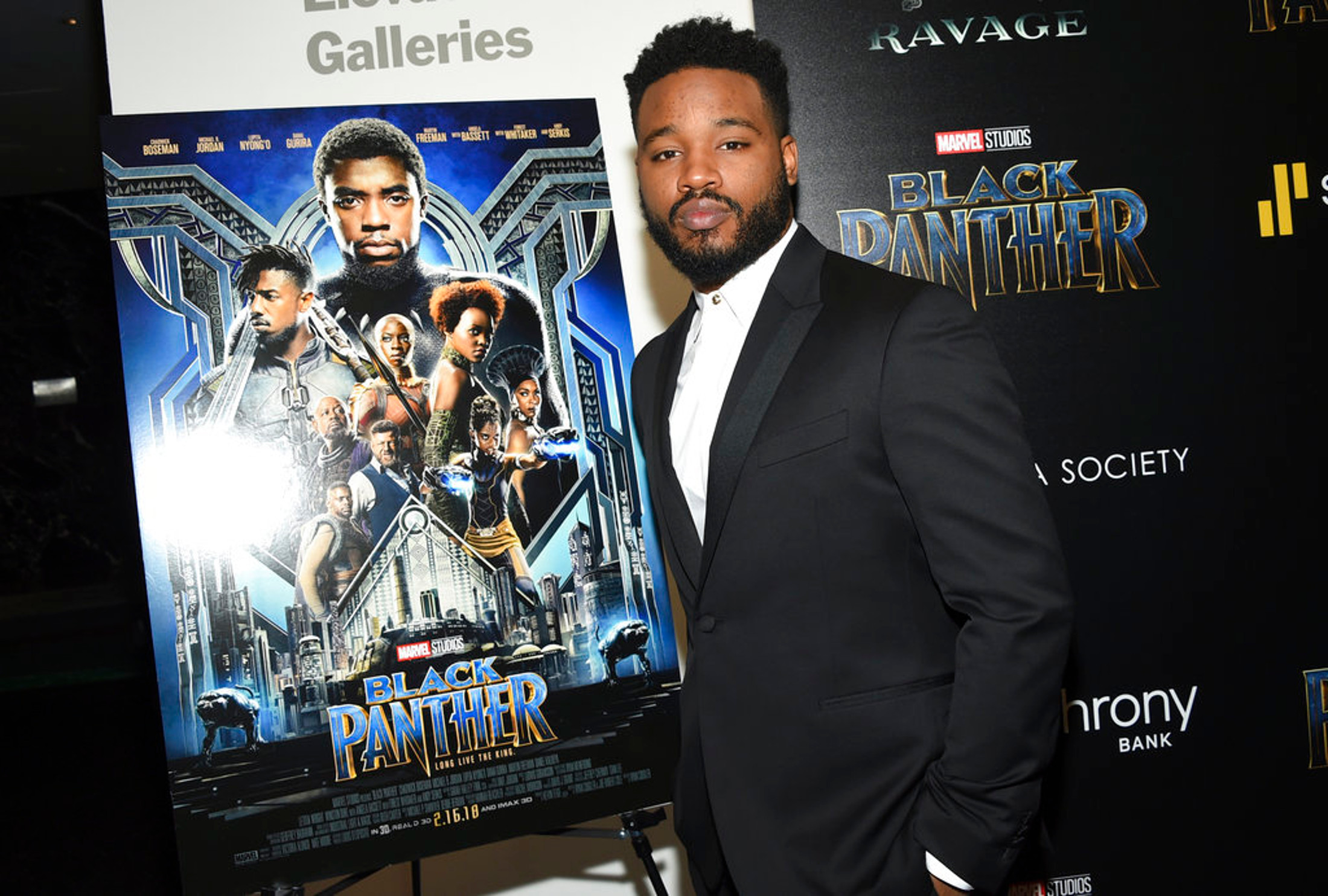 "FILE - In this Feb. 13, 2018 file photo, director Ryan Coogler attends a special screening of ""Black Panther"" in New York. As Hollywood's awards season properly gets under way, ""Black Panther"" is poised to be the first comic book film to be nominated for best picture. (Photo by Evan Agostini/Invision/AP, File)"