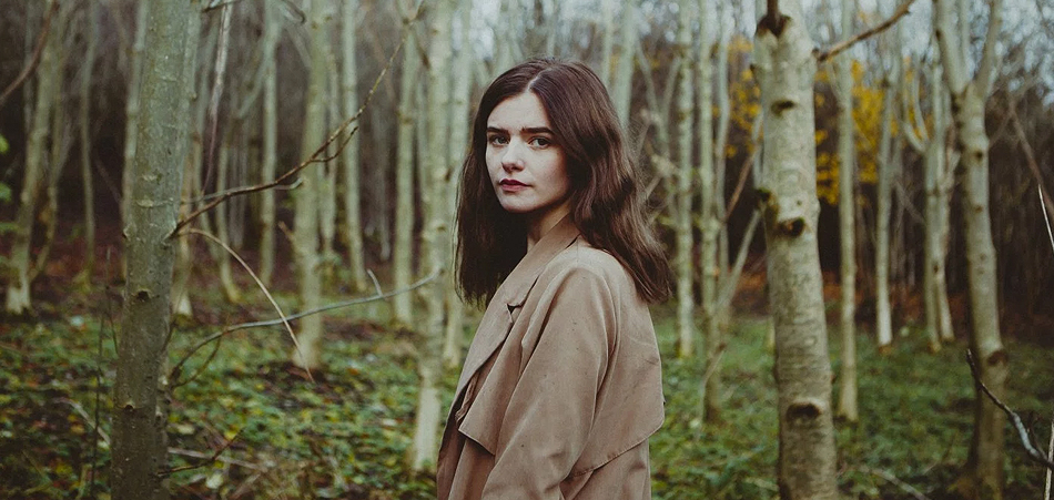 Rosie Carney poses for the cover art of her single 'Awake Me.' (Courtesy of Rosie Carney).