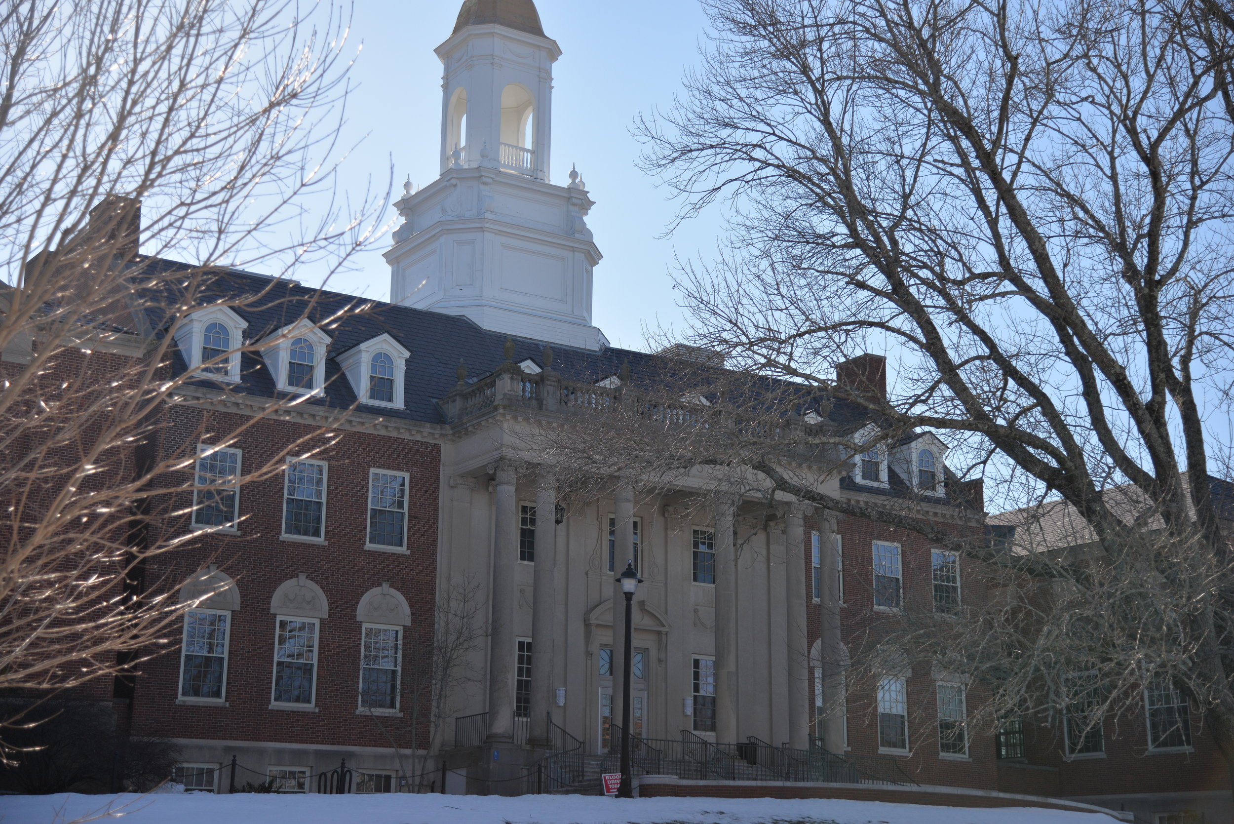 The director of animal care services at the University of Connecticut, Curtis W. Schondelmeyer, is set to pay $400,000 in defamation fines by a Middlesex Superior Court jury. (File photo/The Daily Campus)