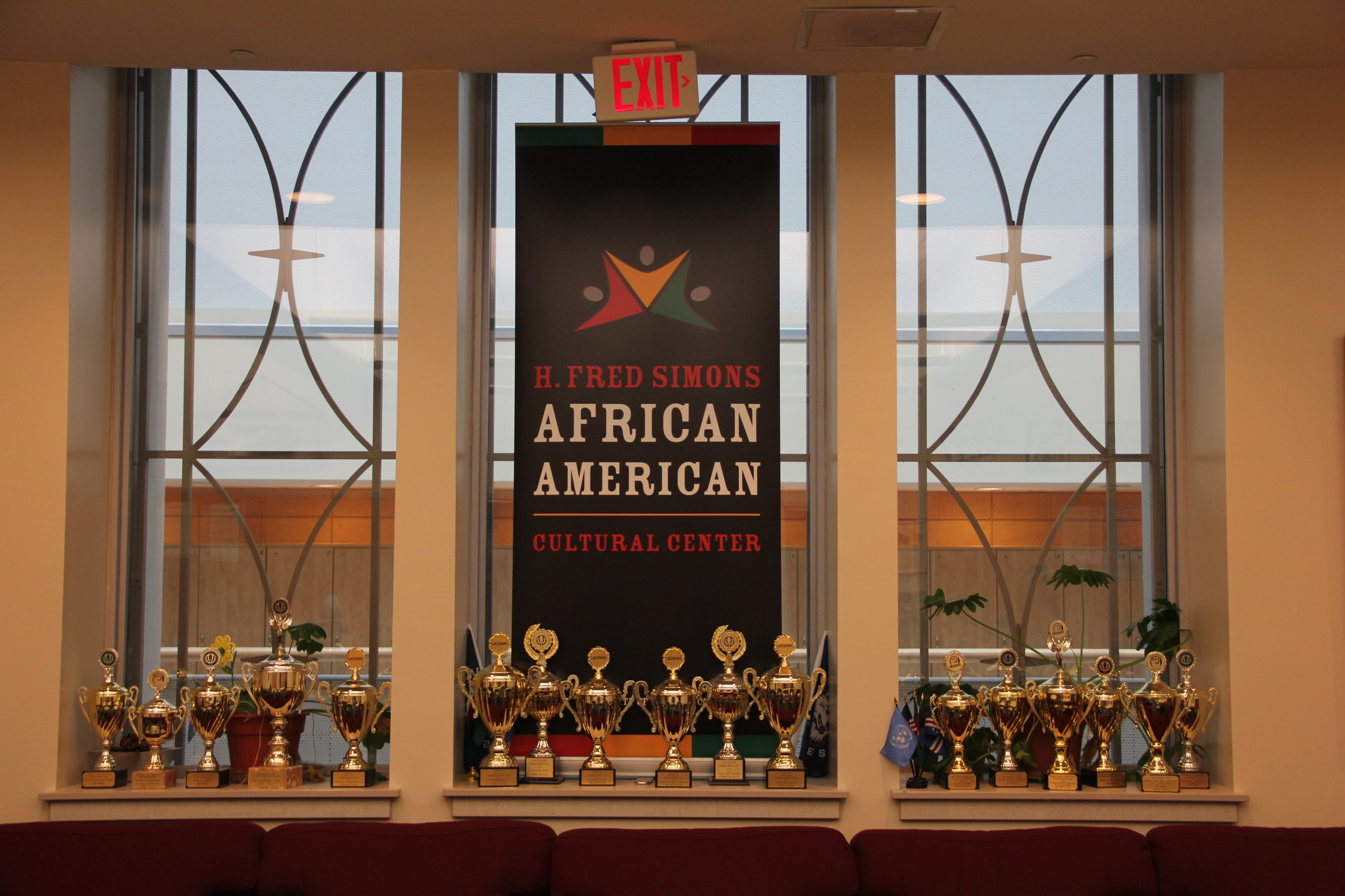 African American Cultural Center. (File Photo/The Daily Campus)