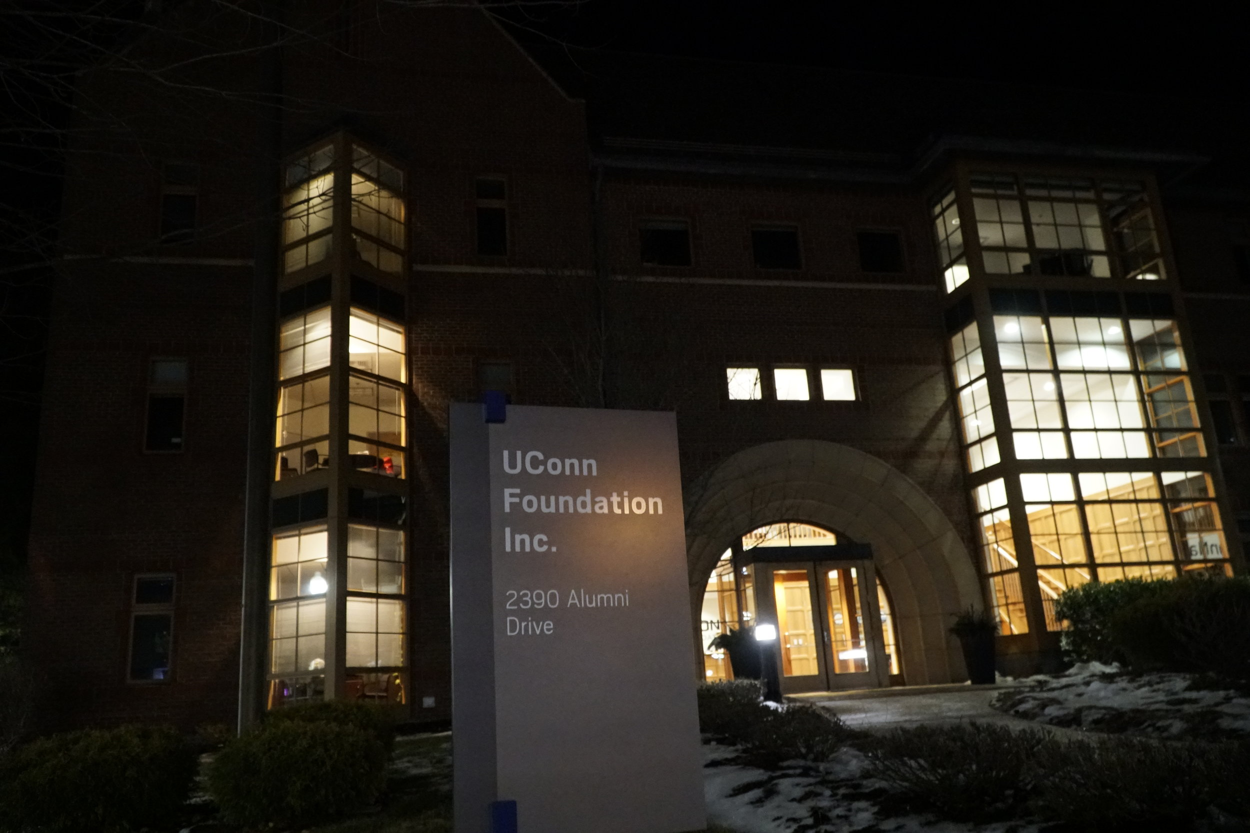 The UConn Foundation is not accepting applications for a new student-director. (Eric Wang/The Daily Campus)