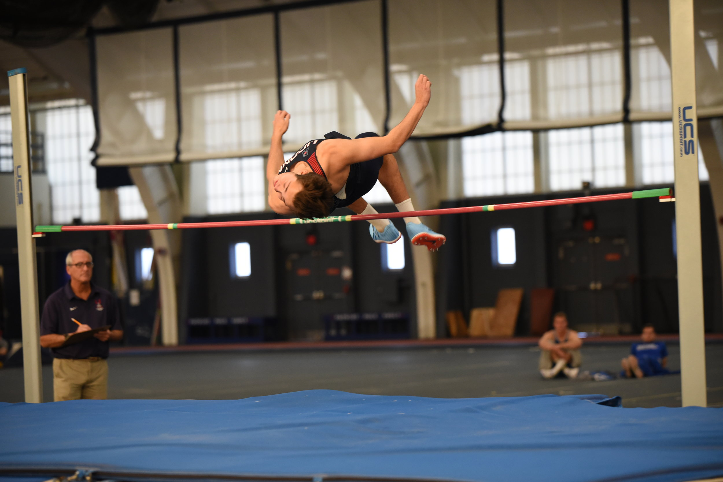 UConn track and field shined again in the David Hemery Invitational at Boston University. (Charlotte Lao/The Daily Campus)